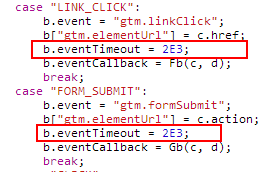 GTM-link-click-listener-timeout