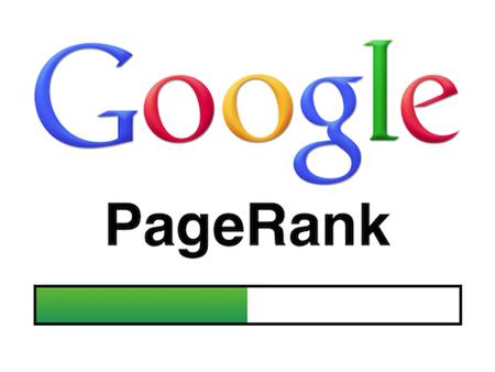 Logo du PageRank de Google