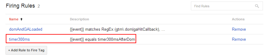 GTM - add timer rule to cross-domain iframe decorator tag
