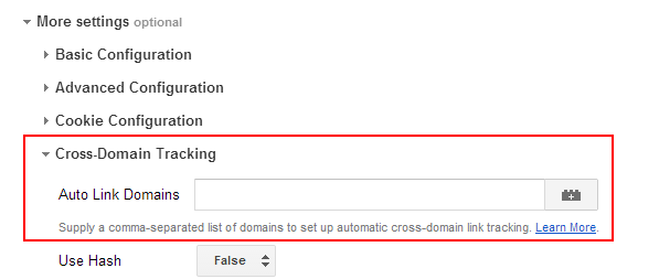 Track links cross-domain in Google Analytics with Google Tag Manager