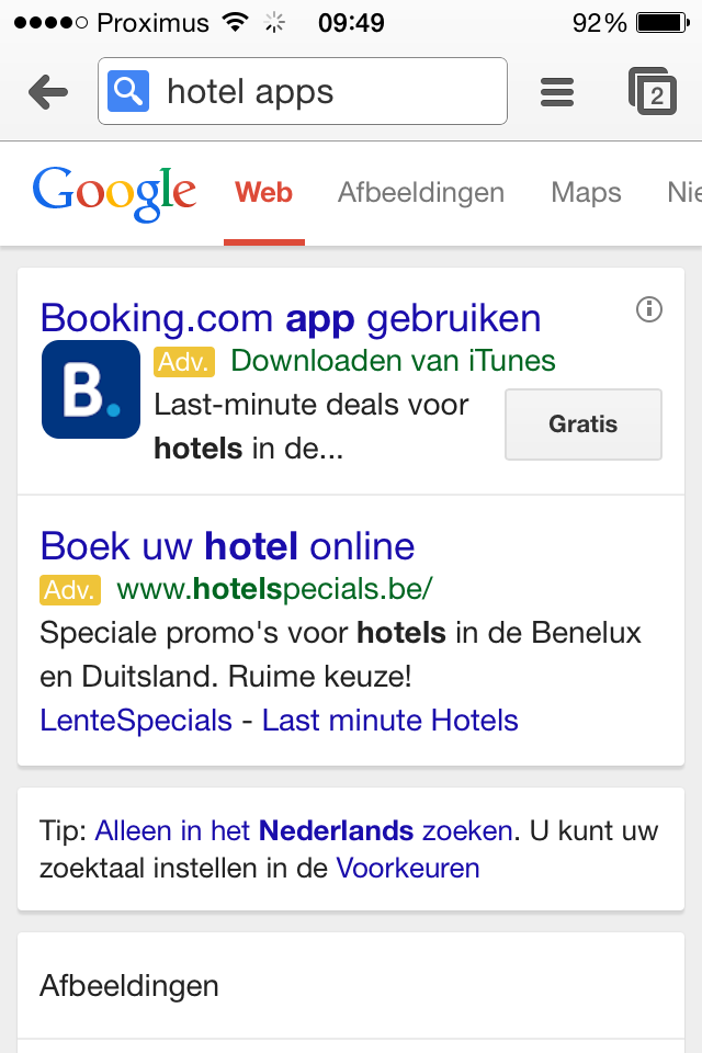 Promoot-je-app-via-google-search-voorbeeld