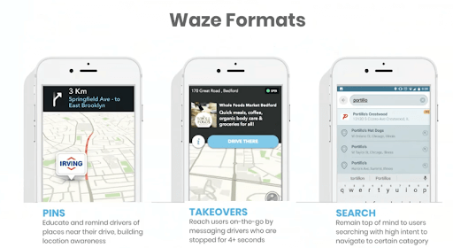 Waze Formats