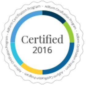 Adform certifié