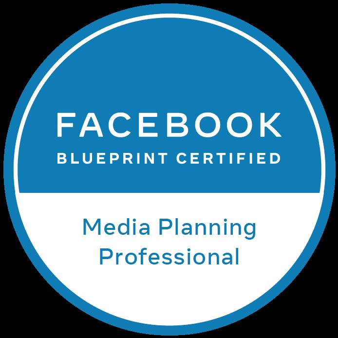 Facebook Certified Media Planning